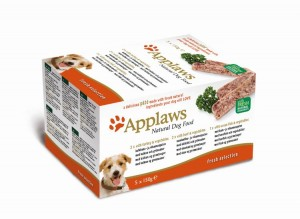 Applaws Multipak Pasztet Fresh Selection 5x150g