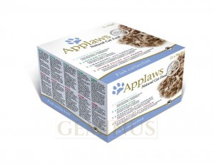 Applaws Multipak puszek Fish Collection 12x70g