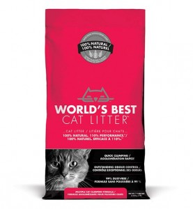 Kukurydziany Żwir - World's Best Cat Litter - Extra Strength 3.18kg