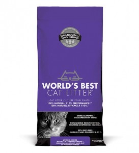 Kukurydziany Żwir - World's Best Cat Litter - Lavender 12.7kg