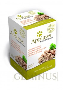 Applaws Cat Pouch Jelly Multipack 5x50g - Meat