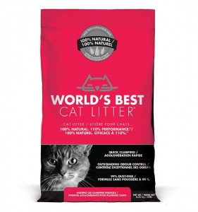 Kukurydziany Żwir - World's Best Cat Litter - Extra Strength 6.35kg