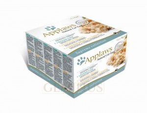 Applaws Multipak puszek Supreme Collection 12x70g