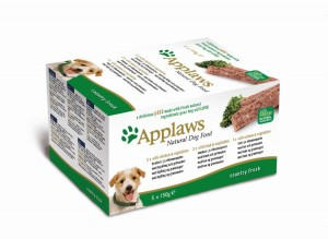 Applaws Multipak Pasztet Country Fresh 5x150g