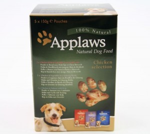 Applaws Multipak Saszetek Chicken Selection 5x150g