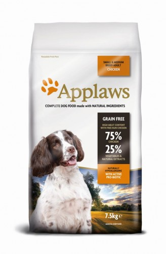 AppDog Dry Bag 7.5kg CGI ML Adult Small Medium Breed Chicken Hi Res.jpg